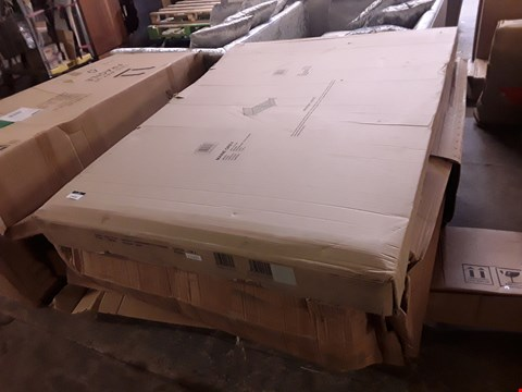 Lot 13400 PALLET OF ASSORTED FLAT PACK FURNITURE/PARTS