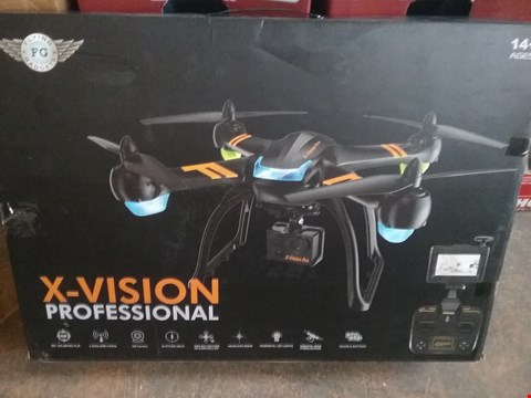 Lot 896 X-VISION PROFESSIONAL DRONE
