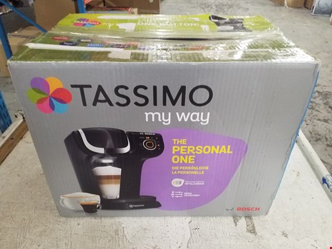 Lot 8393 BOSCH TASSIMO COFFEE MACHINE