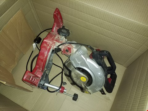 Lot 8336 EINHELL CROSSCUT AND MITRE SAW