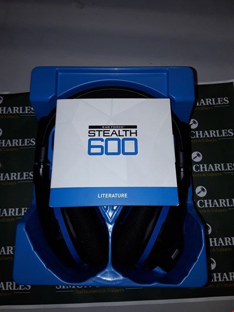 Lot 219 TURTLE BEACH EAR FORCE STEALTH 600 GAMING HEADSET