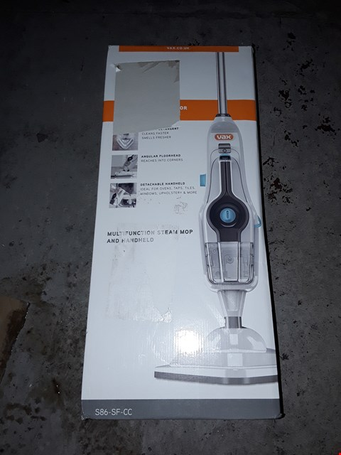 Lot 14421 VAX STEAM FRESH COMBI CLASSIC VACUUM CLEANER