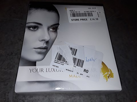 Lot 180 9 BOXED VERCELLA VITA VV CONTROL UNDER GARMENTS PACK OF 2 ASSORTED SIZES