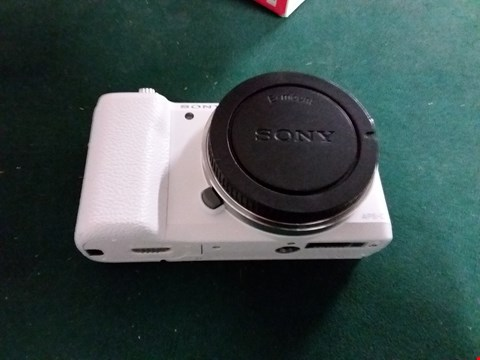 Lot 391 BOXED SONY ILCE 5100 CAMERA BODY (LOT 5)