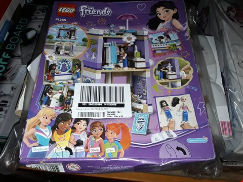 Lot 5035 LEGO FRIENDS EMMA'S ART STUDIO
