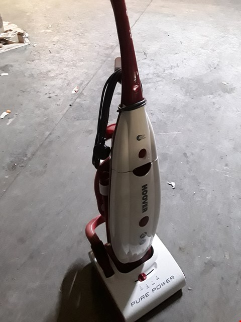 Lot 10037 HOOVER PURE POWER UPRIGHT VACUUM CLEANER