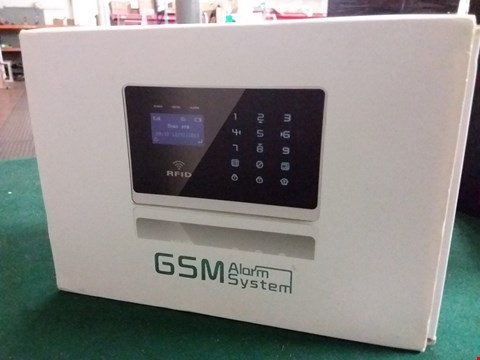 Lot 406 BOXED GSM ALARM SYSTEM (LOT 2)