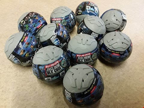 Lot 799 BOX OF 11 BRAND NEW ROCKET LEAGUE RACERS