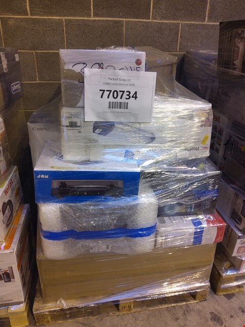 Lot 1020 PALLET OF APPROXIMATELY 24 ASSORTED ITEMS TO INCLUDE: