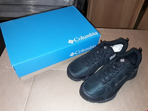 Lot 45 BOXED COLUMBIA CONSPIRACY V OUTDRY BLACK/BLACK SIZE 13UK/47EUR