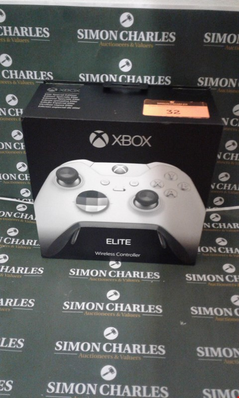 Lot 32 BOXED XBOX ELITE WIRELESS CONTROLLER
