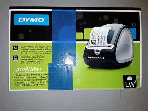 Lot 1026 DYMO LABEL WRITER