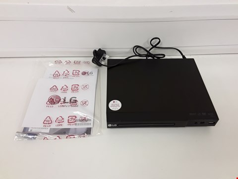 Lot 52 LG DP132 DVD PLAYER