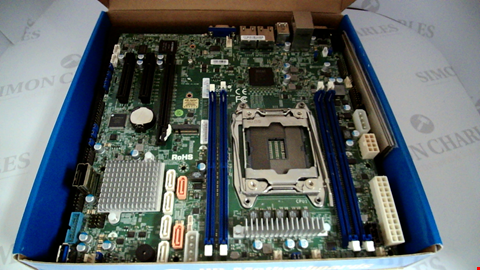 Lot 17091 SUPERMICRO X10SRM-F UP MOTHERBOARD