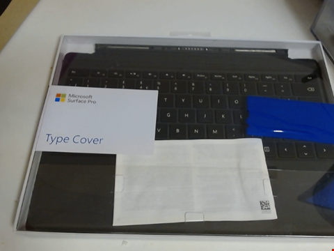 Lot 15280 MICROSOFT SURFACE PRO TYPE COVER