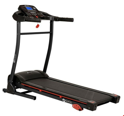 Lot 252 DYNAMIX T2000D FOLDABLE MOTORISED TREADMILL (1 BOX) RRP £249.99
