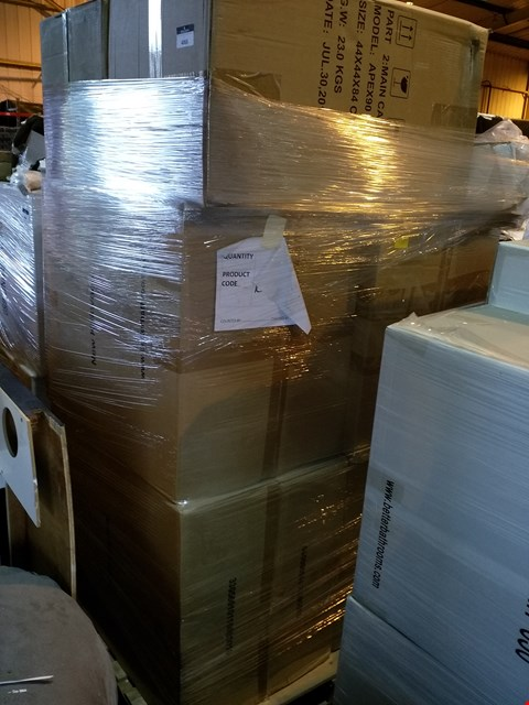 Lot 4074 LOT OF 7 BRAND NEW BATHROOM ITEMS TO INCLUDE NEW KIRKWOOD MAIN CABINETS AND APEX 90 MAIN CABINETS