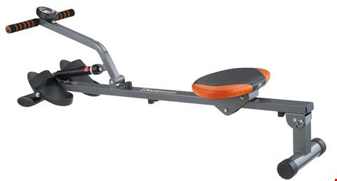 Lot 1027 BODY SCULPTURE WATER ROWING MACHINE (ONLY BOX 1 OF 2 INCLUDED) RRP £749