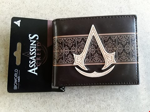 Lot 78 BRAND NEW ASSASSIN'S CREED WALLET