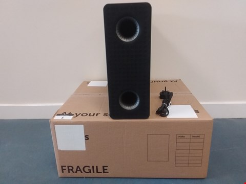 Lot 5 MONITOR AUDIO WS10 WIRELESS ACTIVE SUBWOOFER RRP £299.00