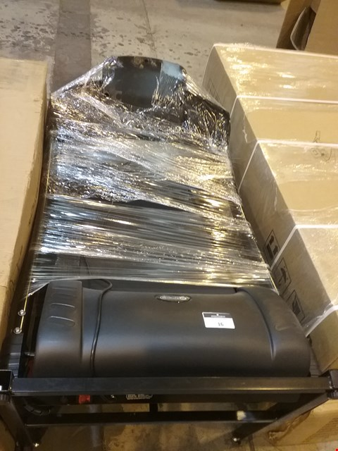 Lot 16 DYNAMIX T2000D FOLDABLE MOTORISED TREADMILL WITH MANUAL INCLINE (1 BOX) RRP £349.99