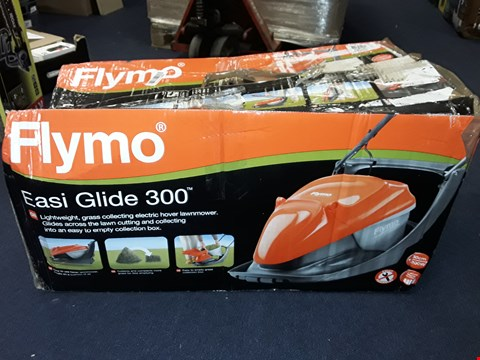 Lot 8099 FLYMO EASI GLIDE 300 ELECTRIC HOVER MOWER