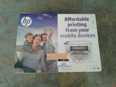 Lot 11095 LOT OF 4 HP DESKJET 2630 PRINTERS