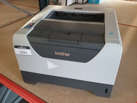 Lot 3031 BROTHER PRINTER