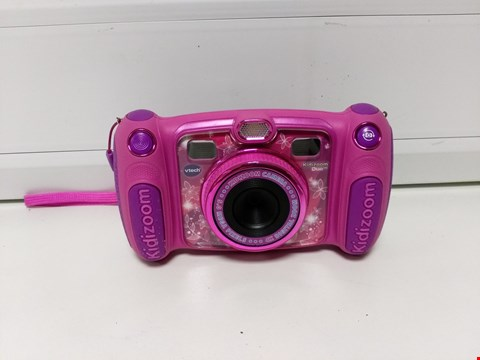 Lot 2068 VTECH KIDIZOOM DUO 5.0 - PINK RRP £69.99