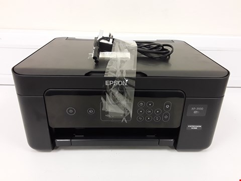 Lot 263 EPSON EXPRESSION HOME XP-3100 PRINTER