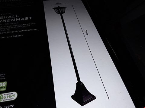 Lot 39 WHITEHALL HIGH LUMEN LAMPOST RRP £49.99