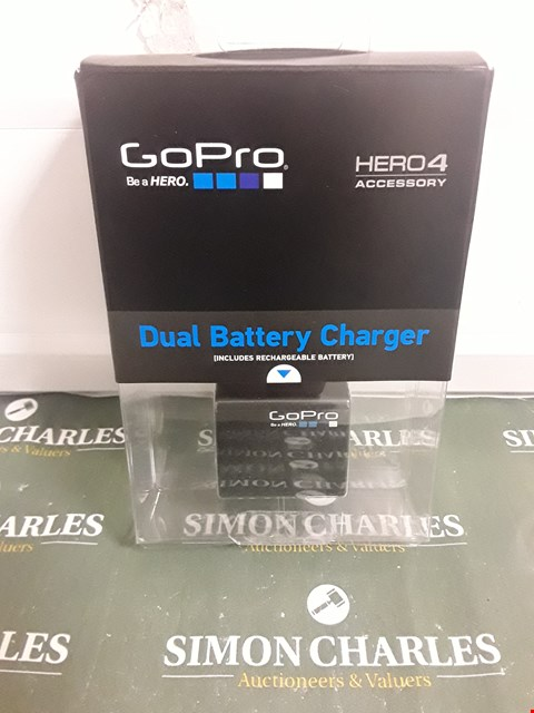Lot 292 GO PRO HERO 4 DUAL BATTERY CHARGER