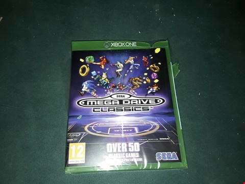 Lot 2285 XBOX ONE SEGA MEGA DRIVE CLASSICS GAME  RRP £32.99