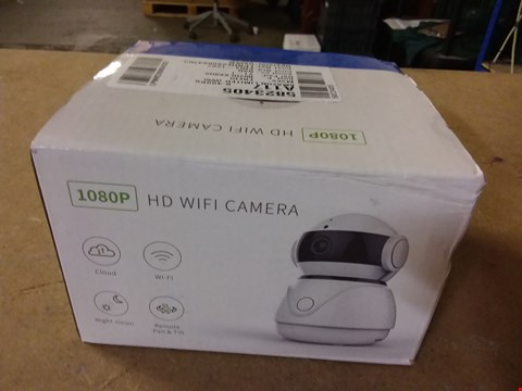 Lot 1037 1080P HD WIFI CAMERA