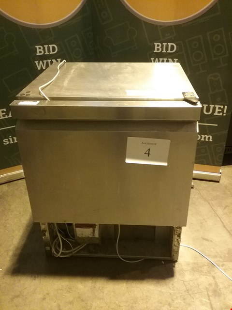 Lot 3 WILLIAMS H5UC STAINLESS STEEL UNDER COUNTER FRIDGE