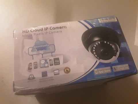 Lot 4096 BOXED HD CLOUD IP CAMERA