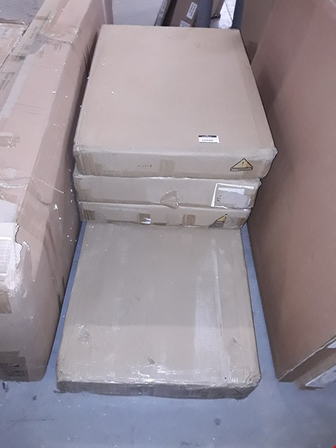 Lot 12048 LOT OF ASSORTED CAMBERLEY FURNITURE TO INCLUDE CAMBERLEY 2 DOOR 3 DRAWER WARDROBE PARTS (4 BOXES)