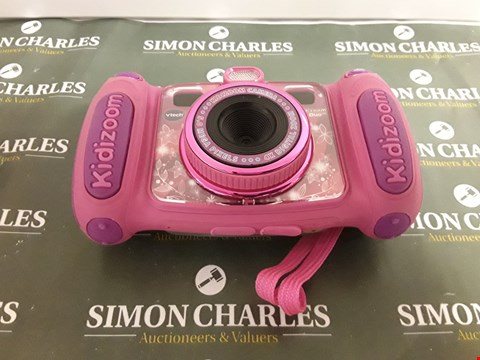 Lot 1327 VTECH KIDIZOOM DUO 5.0 - PINK