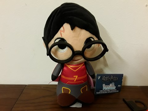 Lot 9019 HARRY POTTER SUPERCUTE COLLECTRS PLUSHIE