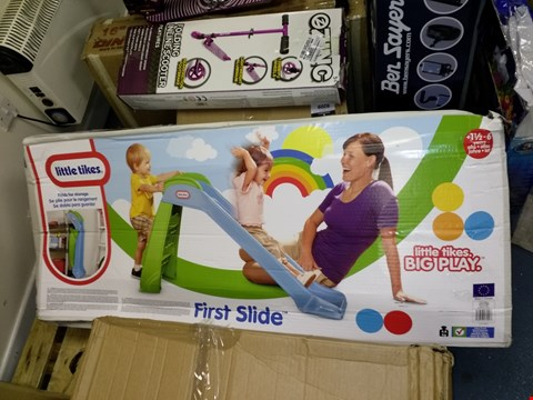 Lot 9230 LITTLE TIKES MY FIRST SLIDE RRP £45.00