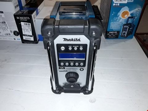 Lot 12148 MAKITA DMR109 JOB SITE RADIO DAB
