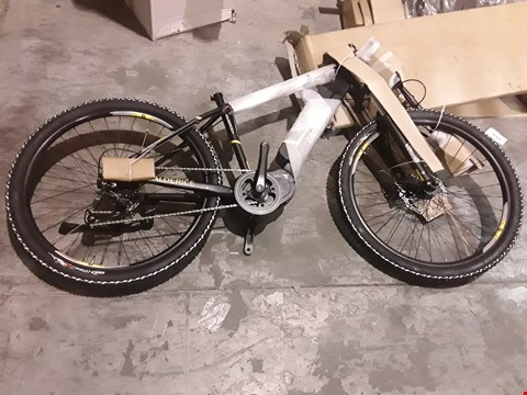 Lot 2030 BOXED LOMBARDO VALDERICE UNISEX BLACK/YELLOW ELECTRIC MOUNTAIN BIKE
