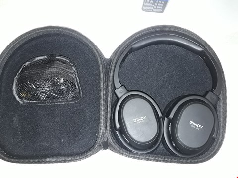 Lot 5081 LINDY BNX-60 AUDIO HEADSET