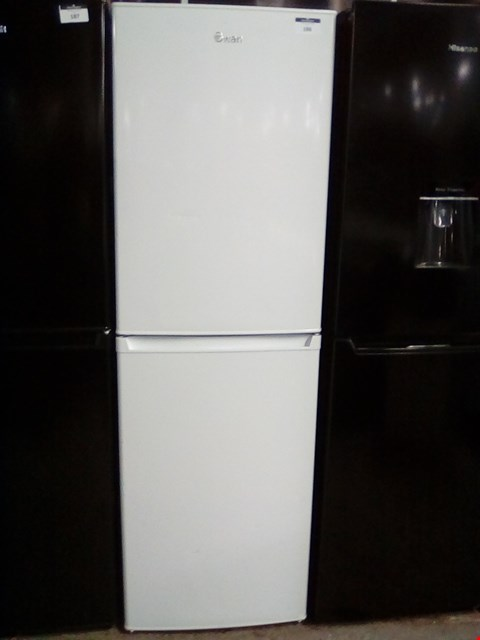 Lot 188 SWAN SR8160W WHITE 50/50 FRIDGE FREEZER RRP £199.99