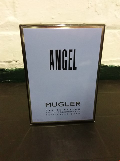 Lot 11032 BOXED THIERRY MUGLER ANGEL 25ML EAU DR PARFUM