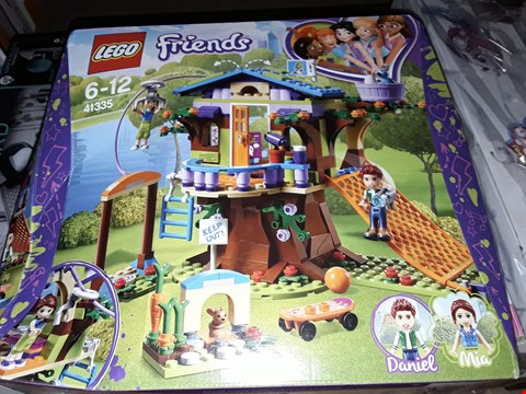 Lot 5031 LEGO FRIENDS MIAS TREE HOUSE  RRP £31.99