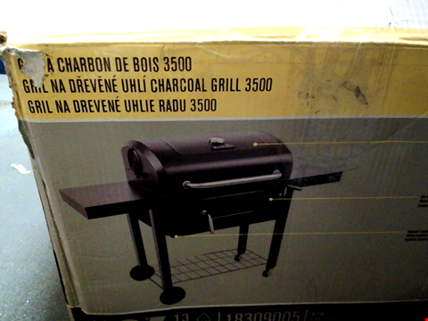 Lot 15440 CHAIR-BROIL CHARCOAL GRILL 3500