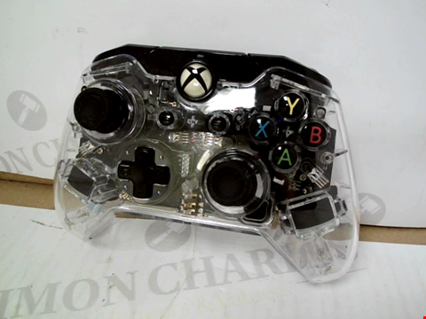 Lot 3167 AFTERGLOW WIRED CONTROLLER FOR XBOX ONE (UNBOXED)