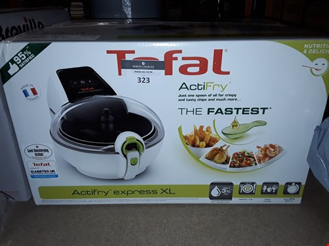 Lot 323 TEFAL ACTIFRY EXPRESS XL HEALTH FRYER  RRP £329