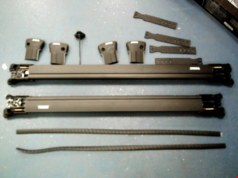 Lot 11121 THULE 958520 WINGBAR EDGE COMPLETE ALL-IN-ONE RACK